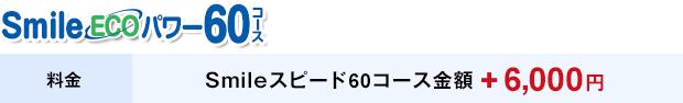 smile ecoパワー60