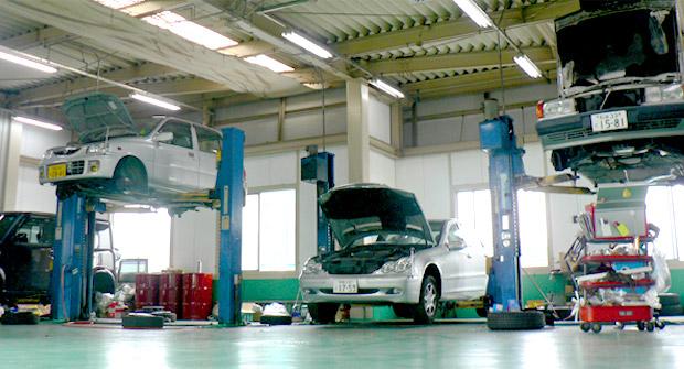 森内自動車工業